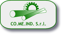 Logo Comeind Industrial Mechanical Constructions Bergamo Italy UE