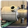 Mantello preriscaldo ammonia,acciaio 316