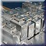 Saldatura flange in alluminio