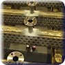 Testate air cooler in acciaio